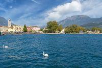 Riva del Garda,Gardasee,Italien