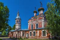 Church of the Resurrection of Christ, Ostashkov, Russia