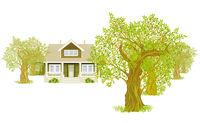 Landschaft mit Haus Baum.jpg