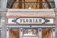 Cafe Florian on Piazza San Marco