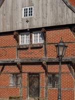 Altes Fachwerkhaus im Münsterland