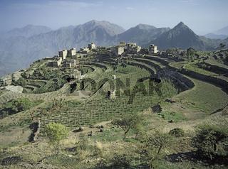 Al-Qarya bei Menacha im Haraz-Gebirge