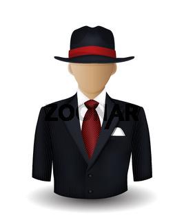 Mobster avatar