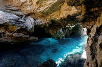 Hoehle auf Mallorca