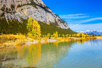 Indian Summer in the Rockies of Canada