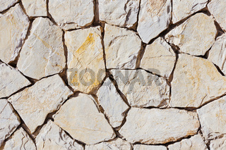 Nahaufnahme Steinboden