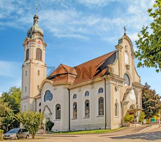 St. Nikolaus  Brugg, Kanton Aargau, Schweiz
