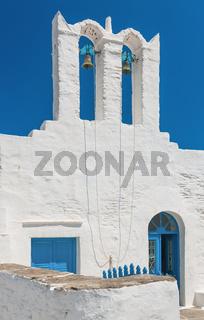 Church from Sifnos island, Greece