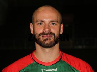 Moritz Preuss  SC Magdeburg HBL Liqui Moly Handball-Bundesliga Saison 2021-22