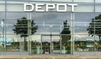 Filiale der Firma Depot für Wohnung und Einrichtung in Landsberg am Lech
