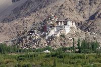 Spituk Gompa in Ladakh