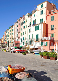 Portovenere in Ligurien
