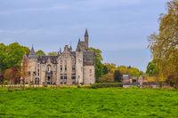 Bornem Castle in Belgium