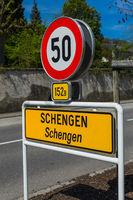 Sign in Schengen Luxembourg
