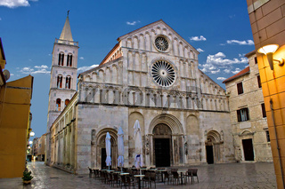 Cathedral of Zadar, Calle larga, Dalmatia