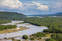 River in Alaska