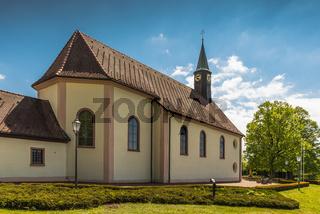 Wallfahrtskapelle Maria Lindenberg bei St. Peter im Schwarzwald, Baden-Württemberg, Deutschland