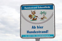 Schilder in Eckernfoerde. 003