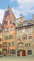 Altstadt, Stein am Rhein, Schweiz