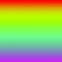 Rainbow gradient mesh background. Vector