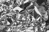 Metallischer Hintergrund in schwarzweiß