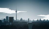 Skyline Berli