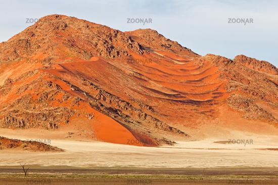Farben der Wüste Namib