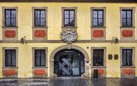 Lichtenfelser Rathausfassade