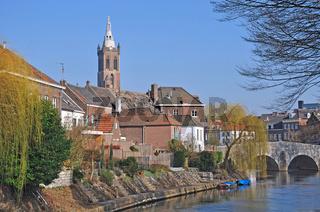 die Einkaufsstadt Roermond