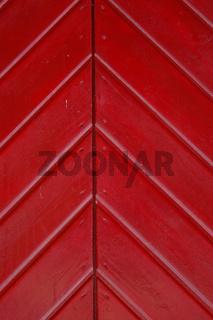 Rote Tür Hintergrund