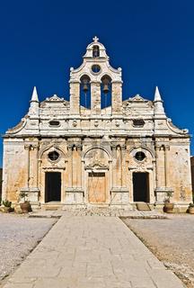 Kloster Arkadi auf  Kreta
