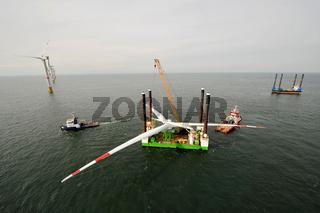 Windenergie Industrie