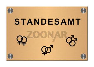 Gleichberechtigung: Gleichgeschlechtliche Ehe