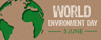Paper cut - World environment day