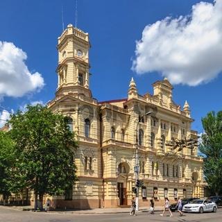 Kherson Regional Art Museum, Ukraine