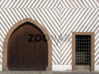 Zeughaus Papenstrasse in Lemgo