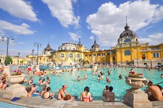 budapest szechnyi bath spa