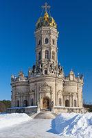 Znamensky church