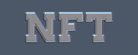 nft chrome sign banner