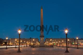 Concorde square, Paris, Ile de France, France