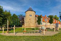 Spielplatz Schloss Harzgerode