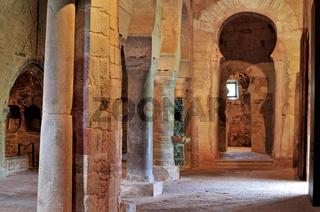 Spanien: Kloster Suso in San Millan de la Cogolla