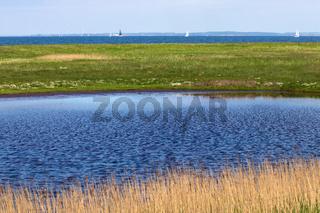 Landschaft 007. Geltinger Bucht. Deutschland