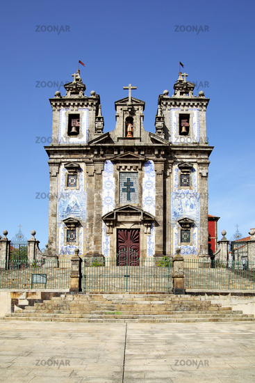 Church of Santo Ildefonso