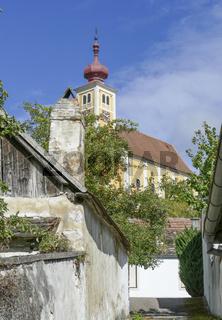 church in Donnerskirchen