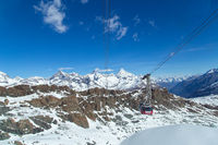 Mount Klein Matterhorn Cable Car