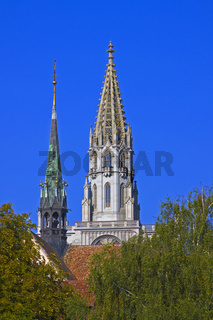 Münstertürme Konstanz