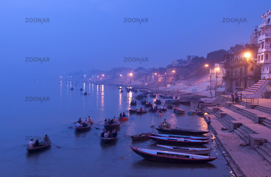 River Ganges Varanasi