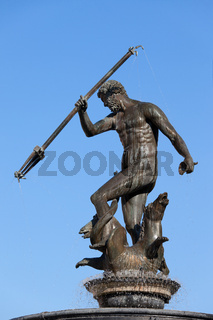 Neptune Statue in Gdansk