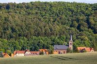 Gütersberge im Selketal Harz